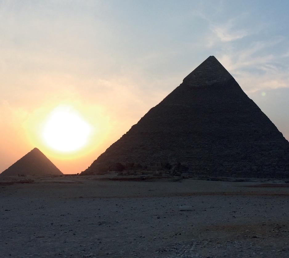 Parochiereis Egypte