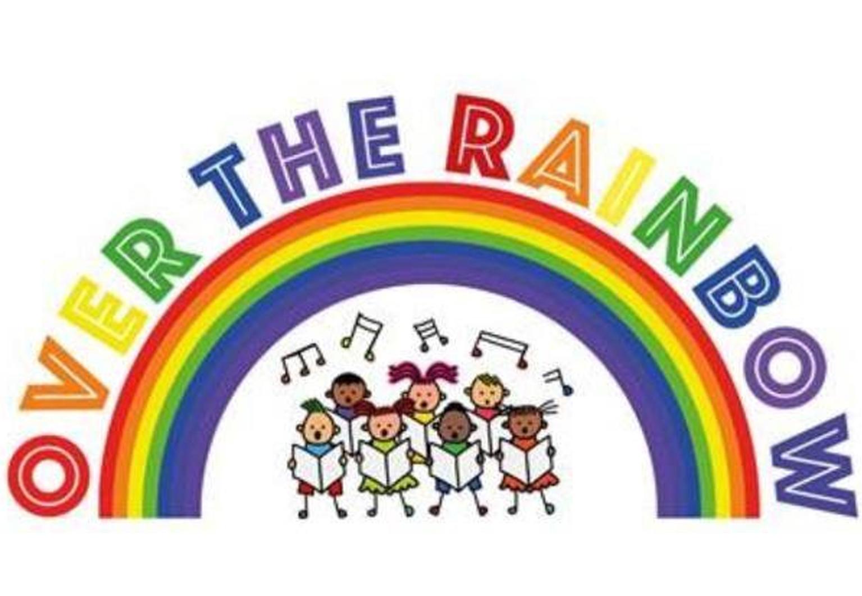 Logo Over the Rainbow