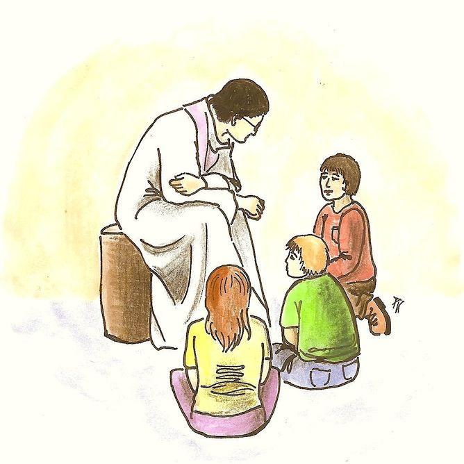 Catechese voor kinderen