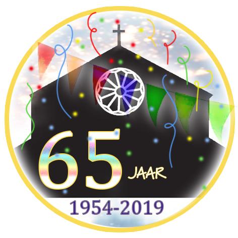 Salvadorkerk 65 jaar
